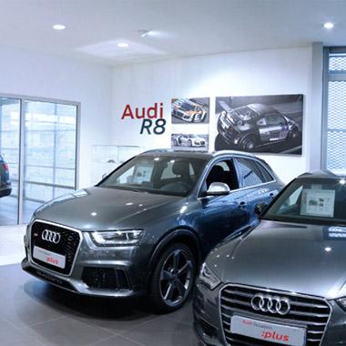 charte Audi Occasion :plus