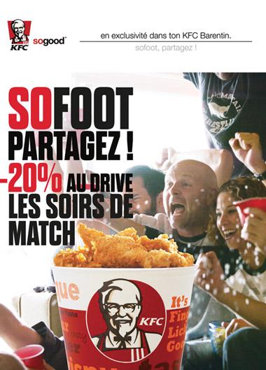 KFC So Foot