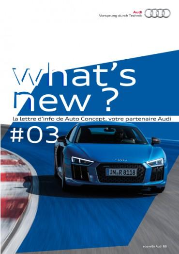 newsletter Audi