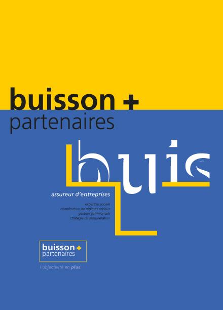 charte graphique buisson +partenaires