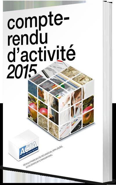 Acta rapport d'activité
