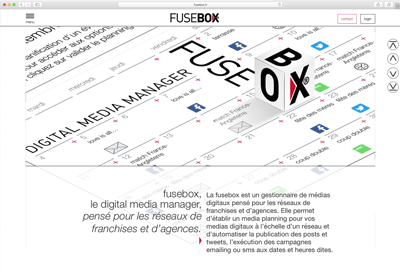 site web fusebox