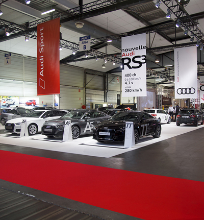 stand Audi Rouen