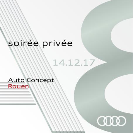 invitation Audi A8
