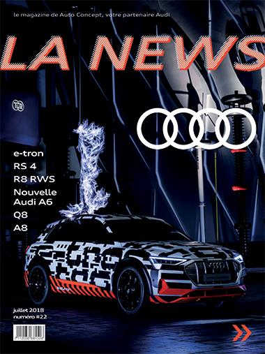 la news Audi